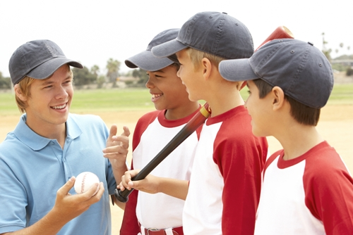 Play ball: Safety tips for your child this baseball and softball season