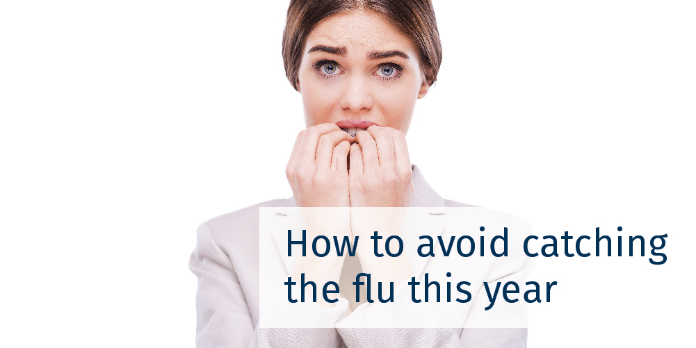 How to avoid catching the flu this year