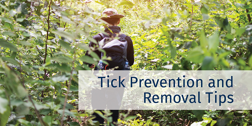 Tick Prevention and Removal Tips