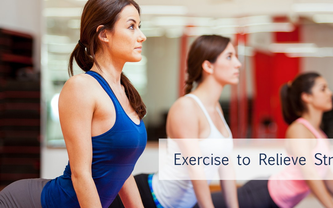Exercise to relieve stress