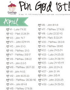 April 2014  Pin God 1st Plan
