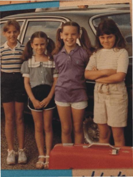 Church camp 1982
