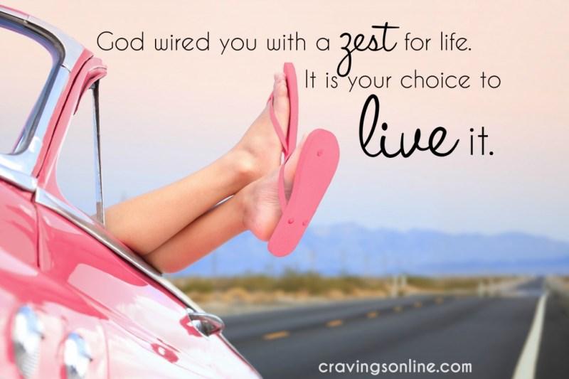 live it