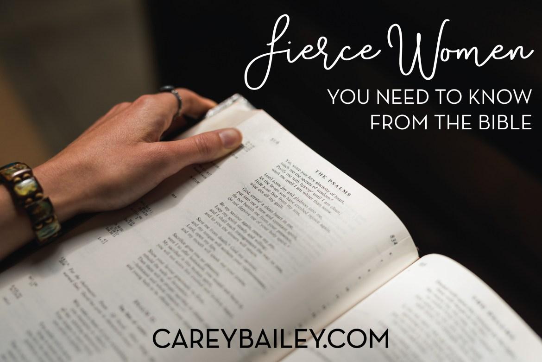 Fierce-Women-From-The-Bible