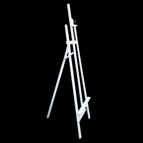 white multi purpose salon chair baby potty new wedding foldable 165cm wooden tripod easel artist art painting stand