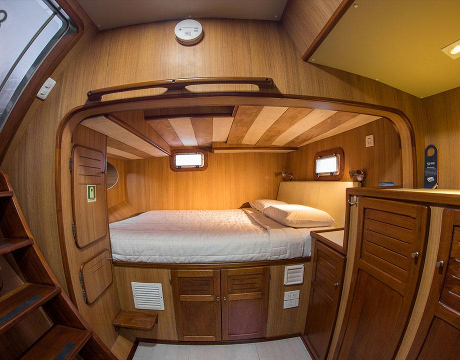 Nemo III - cabin 8