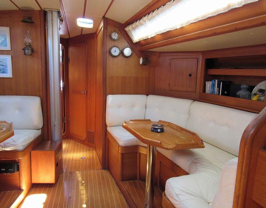 Sailboat Odara X 452