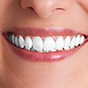 white teeth smile
