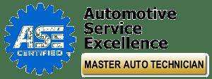 ASE Master Certified Auto Repair
