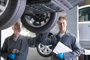 Vehicle Inspections