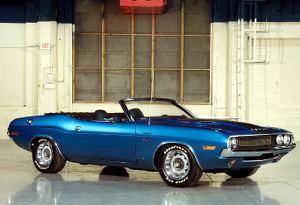 1970 Dodge Challenger R T Convertible 426 Hemi