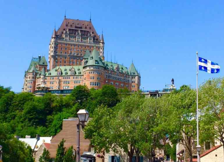 Hotels In Upper Town Quebec City