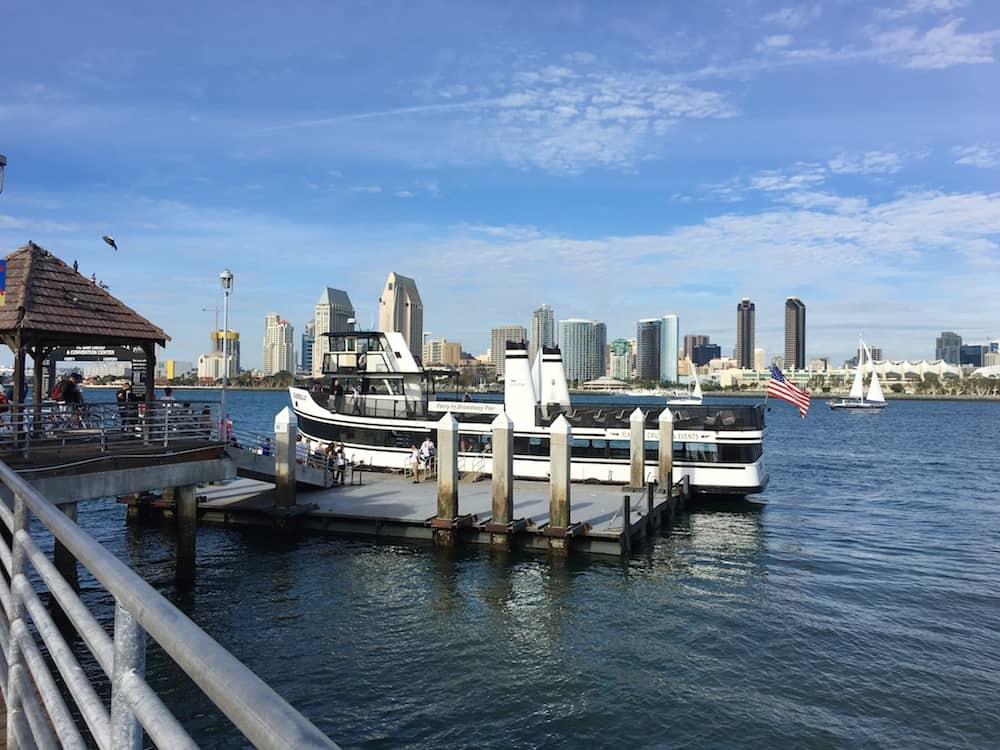 Drive Or Ferry To Coronado Island
