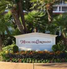 Smores Luxe Mom San Diego' Hotel Del Coronado