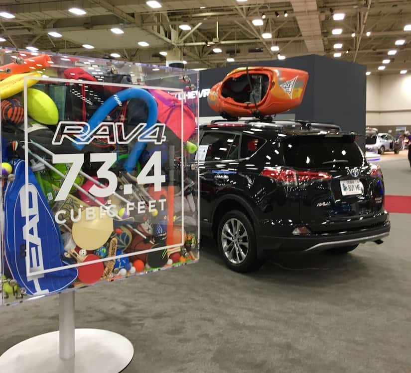 Toyota Suv Crossover: Finding Mom A New SUV