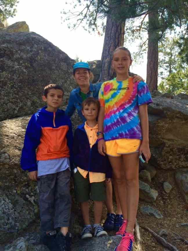Explore Devils Tower National Monument with your family.