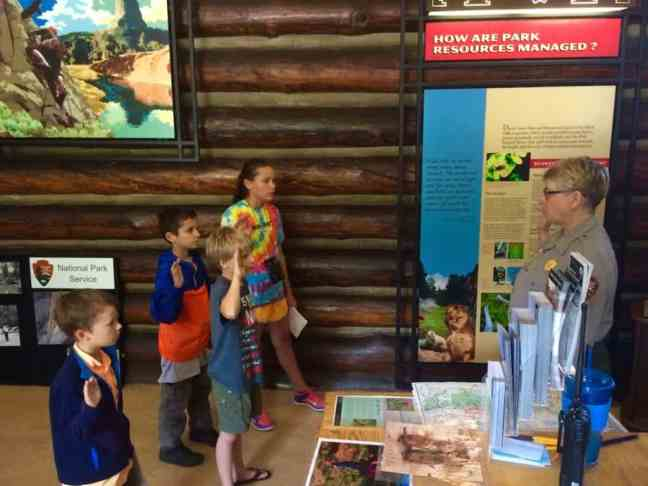 Earn a Junior Ranger Badge at Devils Tower National Monument