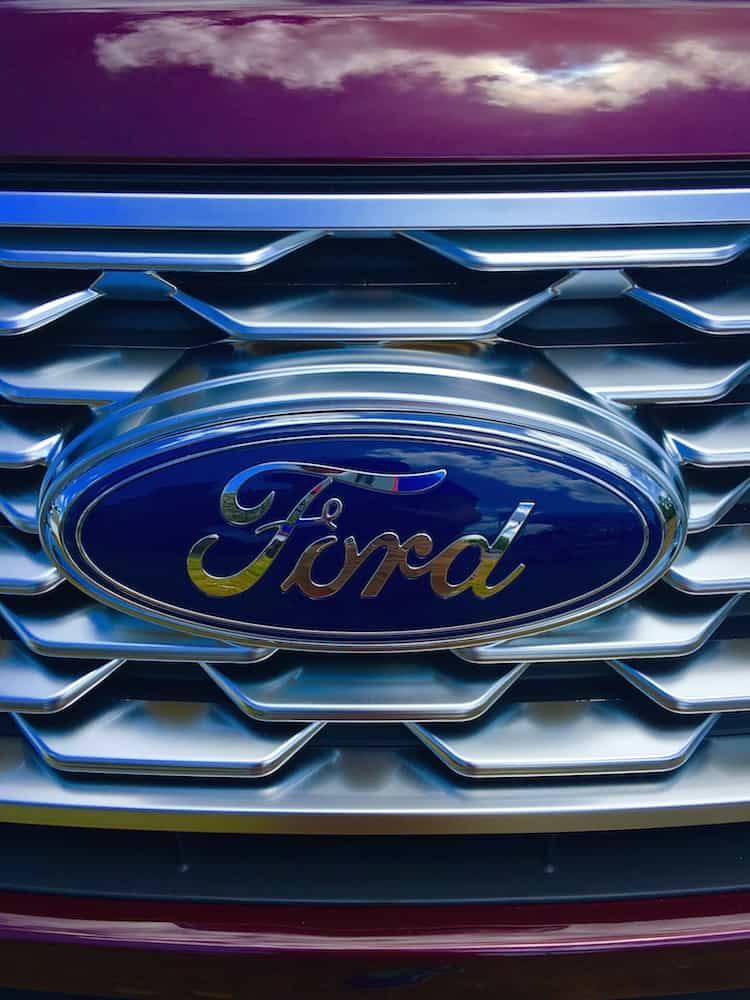 2018 ford grill. fine 2018 the 2018 ford explorer features a new grill inside ford grill