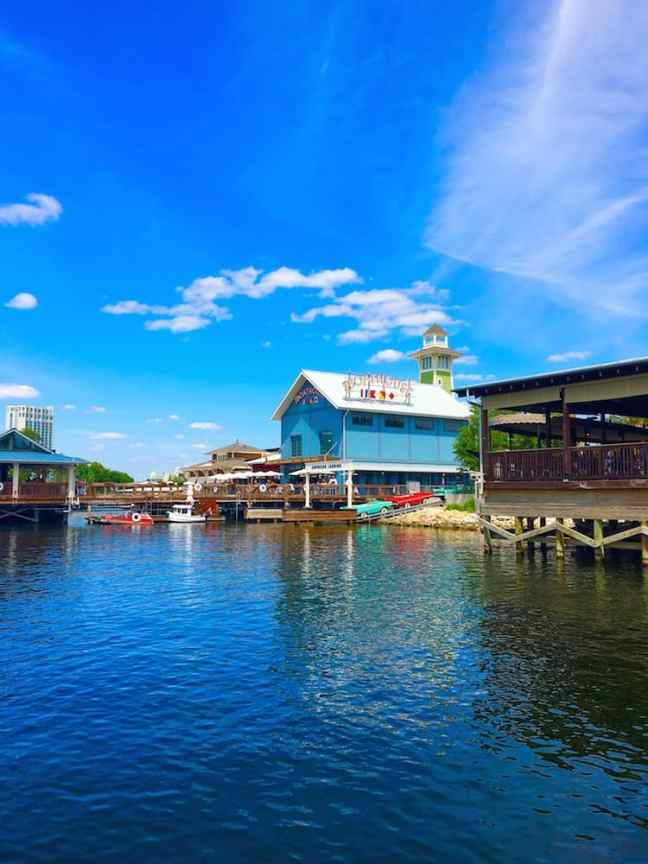 Eat at the Boathouse when visiting Disney Springs with kids.