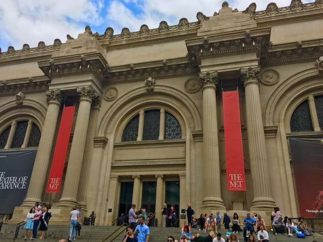 Visit The Met during your 4 day NYC itinerary.