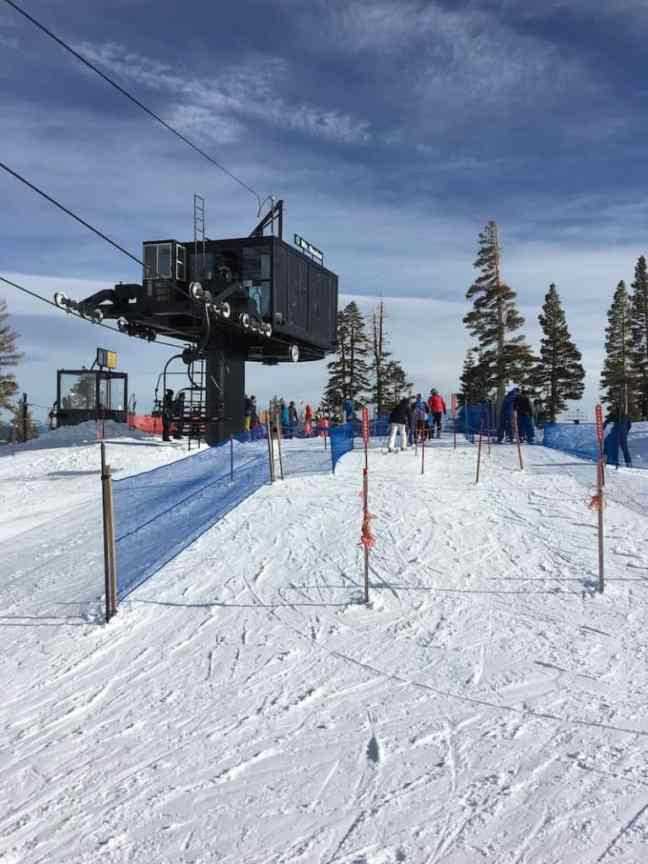 Enjoy Squaw Valley where to take kids skiing in Lake Tahoe