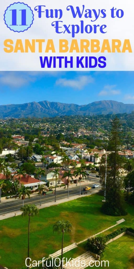 Explore Santa Barbara with your kids. With amazing year-round weather, no reason to wait. Got 11 places to explore, perfect for families and as a bonus you can take the train to get to Santa Barbara. All the details for your next getaway.