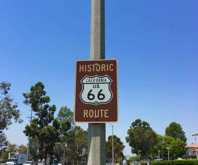 Cruise down Route 66. Best Colleges in Southern California.