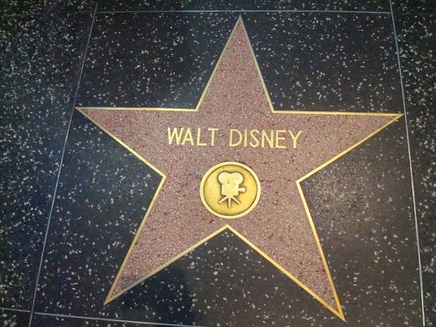 Hollywood Walk of Fame, where to go in LA with kids.
