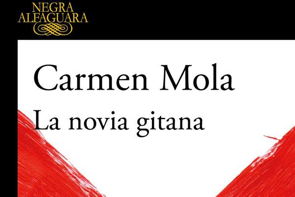 La novia gitana de Carmen Mola1