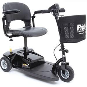Scooter modelo Go Go ES2