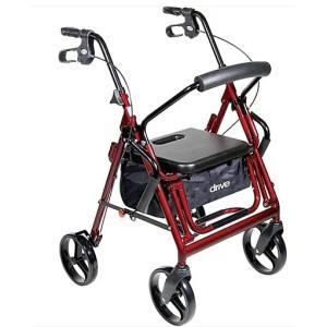 Andadera Rollator y silla de traslado