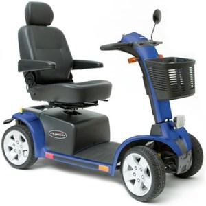Scooter Pursuit SC 713 Pride Mobility