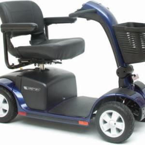 Scooter eléctrico para exteriores Victory 10 marca Pride Mobility