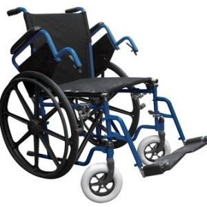 Silla de ruedas infantil modelo MM6