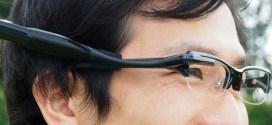 Olympus está trabajando en las gafas MEG4.0, parecidas a las de Google