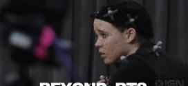 Video de las capturas de movimiento de Beyond: Two Souls