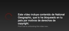 Ver videos bloqueados en Youtube con Proxtube