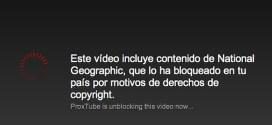 Ver videos bloqueados en Youtube con Proxtube