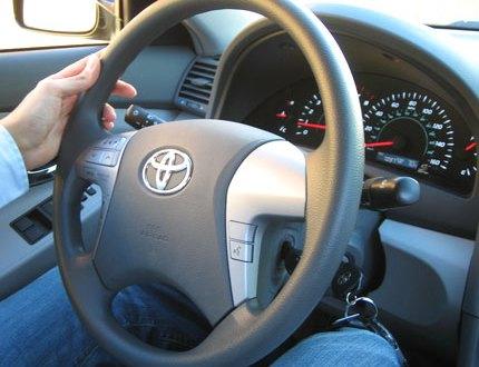 Distraerse al volante