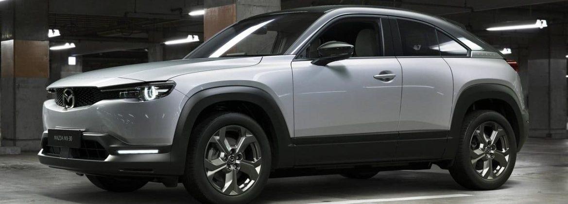 Mazda Сonsiders Electric Vehicles Equal to Diesel Cars