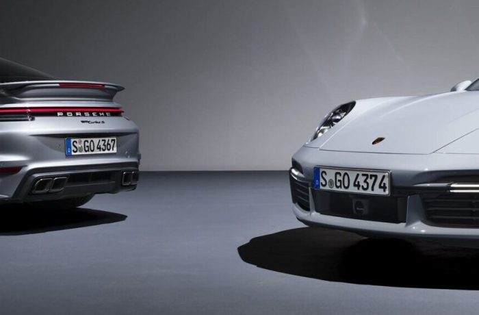 What Distinguishes New Porsche 911 Turbo S from its Predecessor?_image