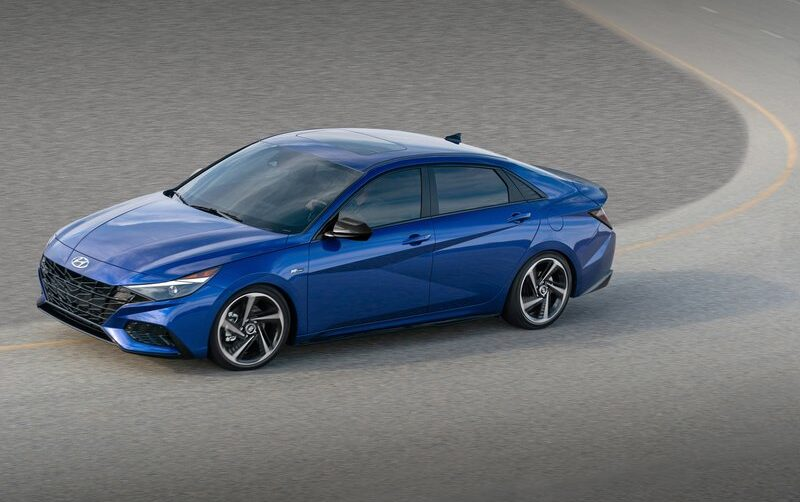 Hyundai Elantra N Line Unveiled, On Sale in December