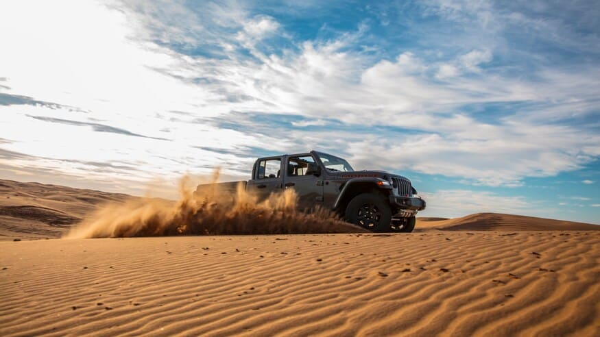 2021 Jeep Gladiator Gets a Fuel-Efficient EcoDiesel, New Packages