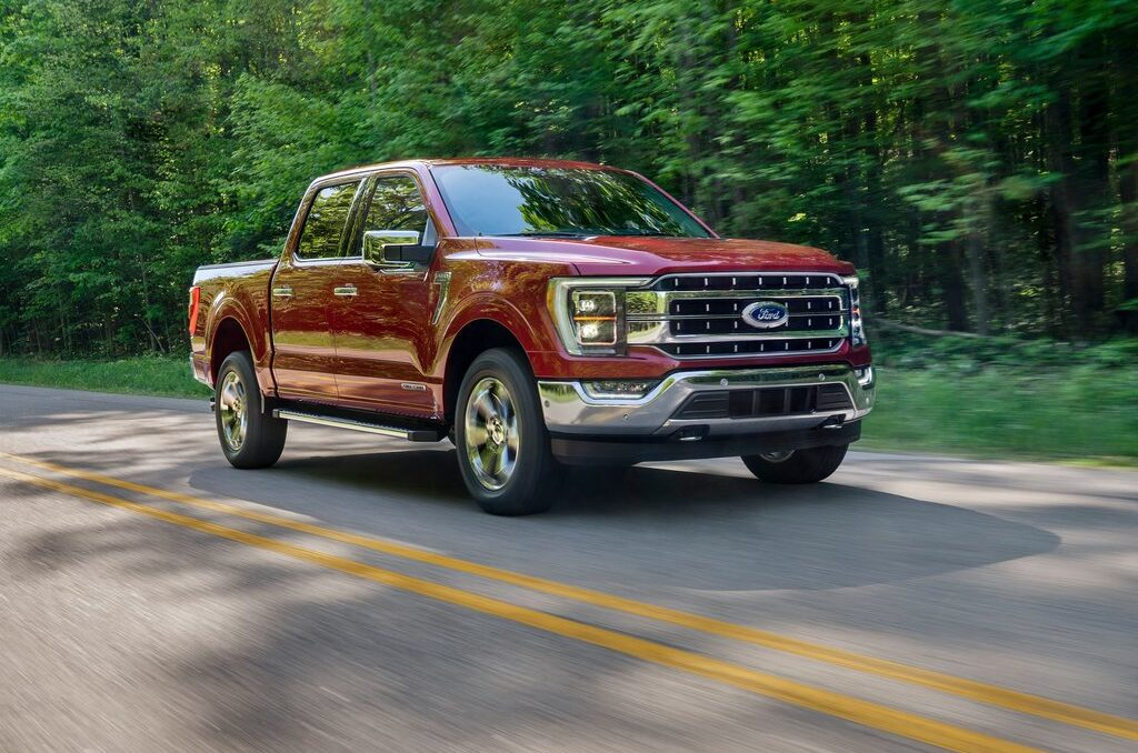Electric Ford F-150 Is More Appealing Than Rivals: New Survey Shows