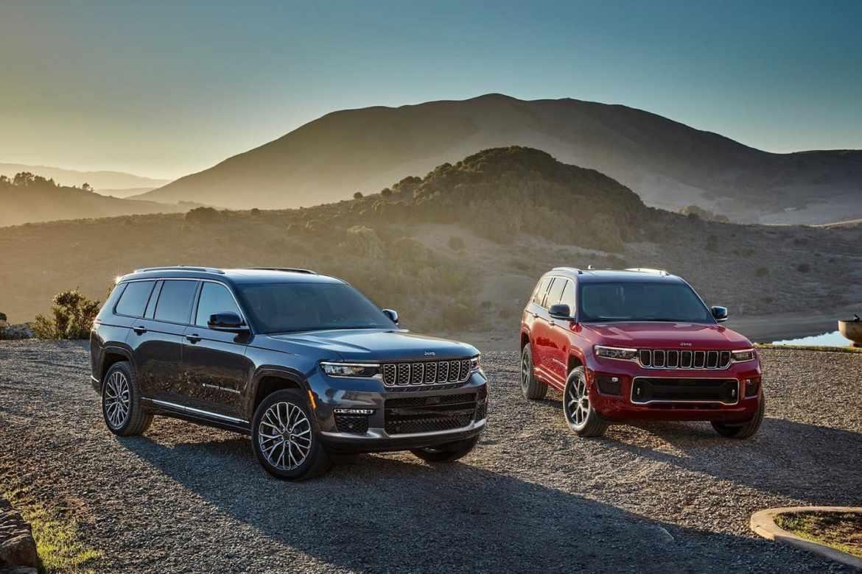 Plug-in Hybrid Jeep Grand Cherokee: Nice Alternative to Diesel Power