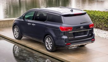Kia Sedona Turns to Carnival for 2022 Moel Year_photo