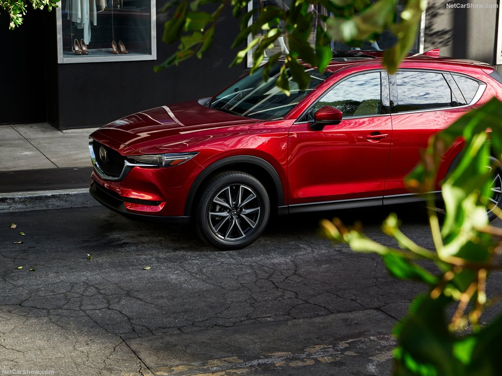 Mazda Ends Selling Diesel CX-5 in the Unites States