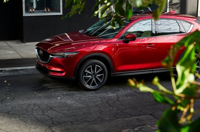Mazda Ends Selling Diesel CX-5 in the Unites States_photo