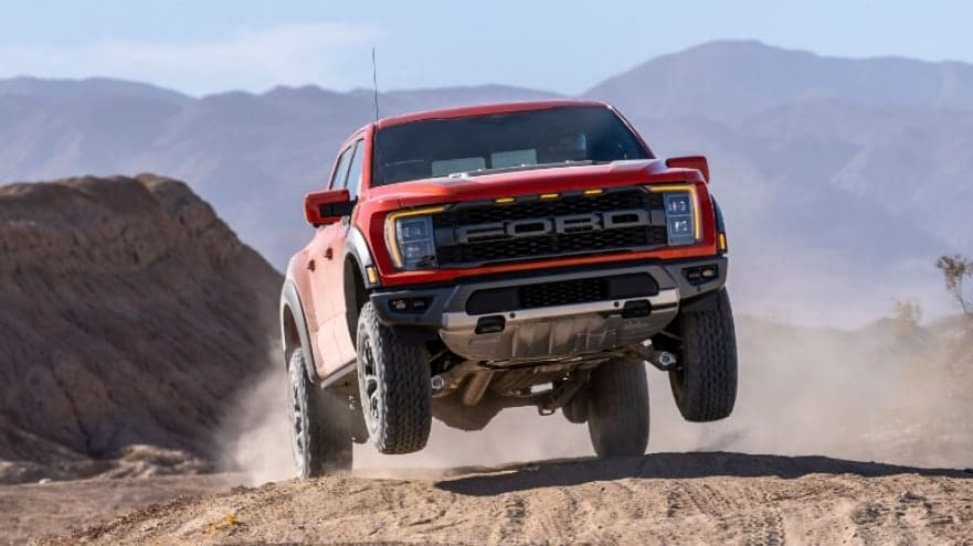 Ford Unveils Its Most Off-Road Capable and Connected F-150 Raptor Ever