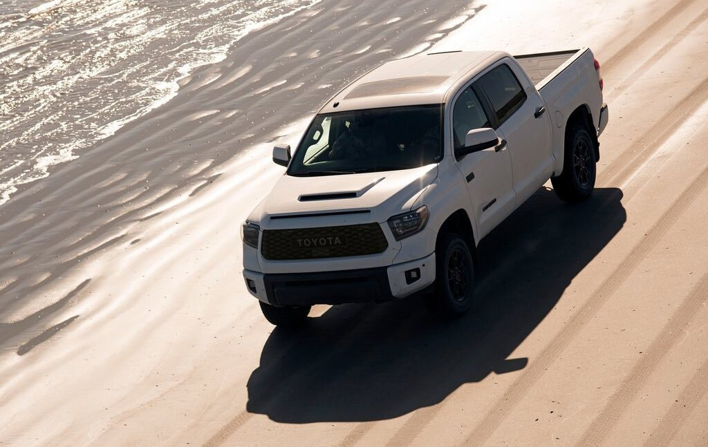 Dealers Wait for New Toyota Tundra and Believe It'll Be a World Beater